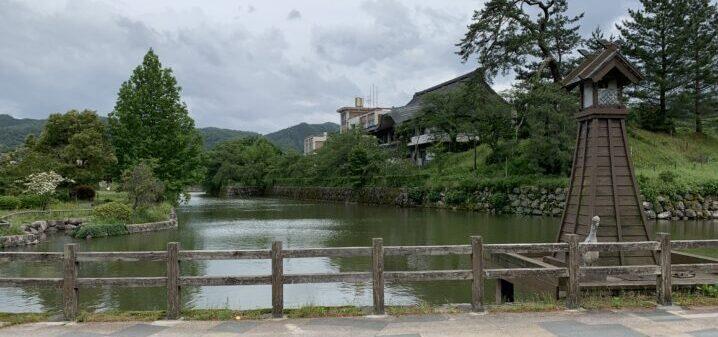 鳥取市鹿野町